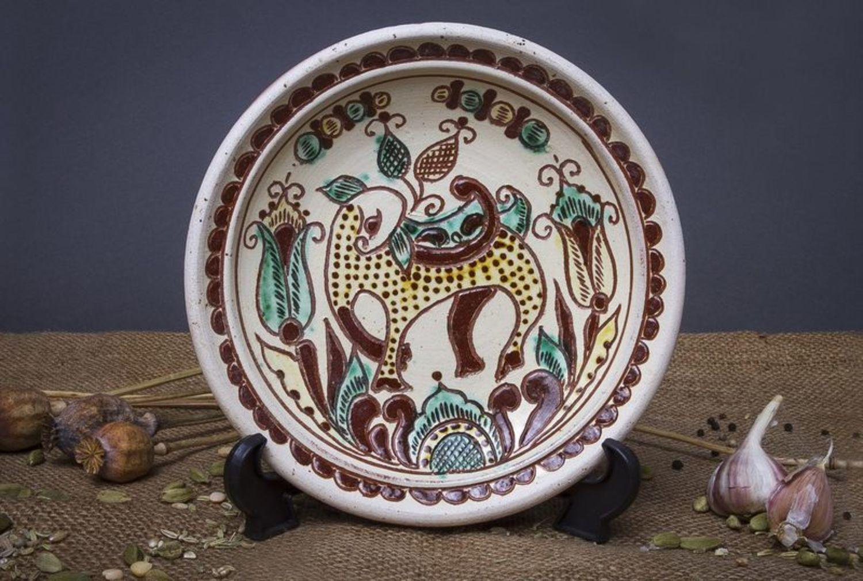 картинки керамические тарелки рабочих