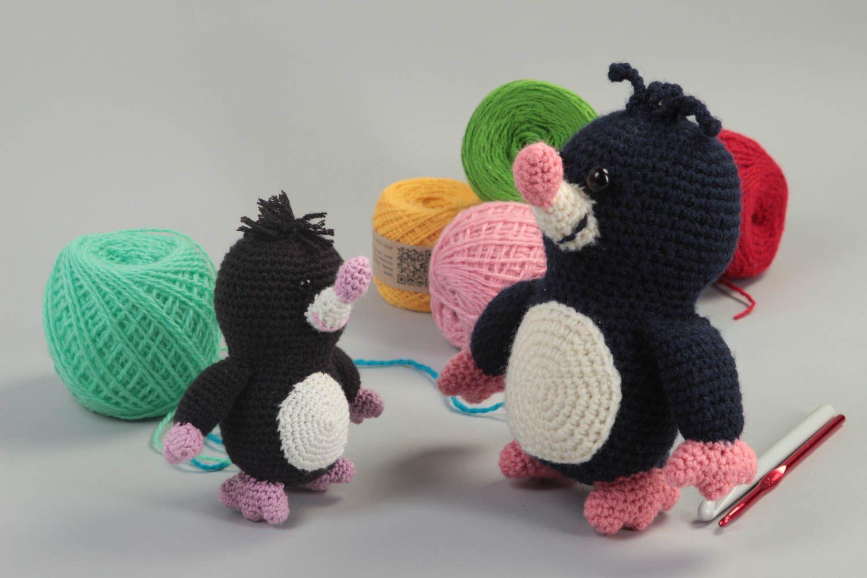 Вязание крючком игрушки детские 26