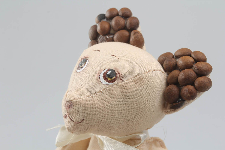 Handmade textile soft toy photo 3