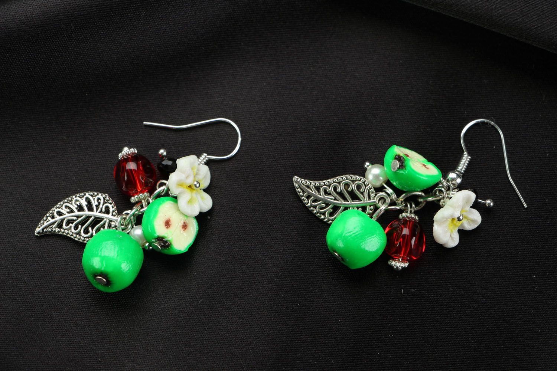 Handmade earrings photo 1