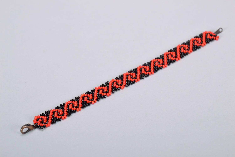 Women's beaded bracelet photo 4