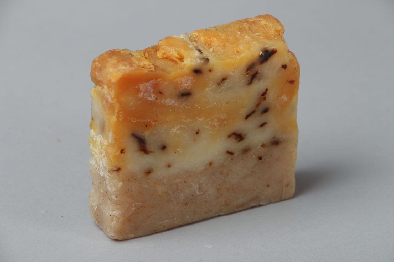 Homemade fruit soap  photo 1