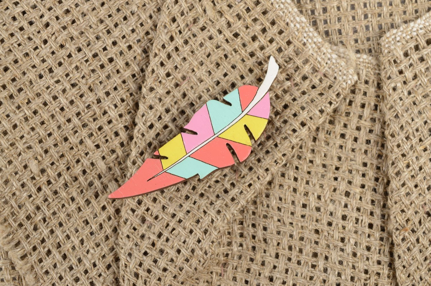 Handmade jewelry brooch jewelry brooch pin designer accessories gifts for women photo 1