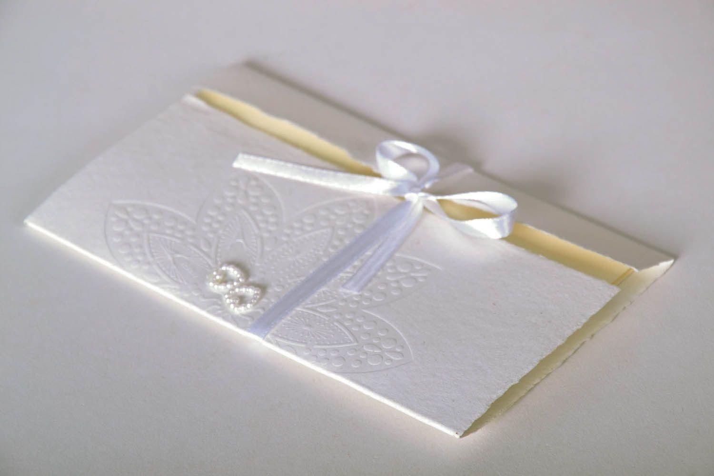 Wedding greeting card photo 2