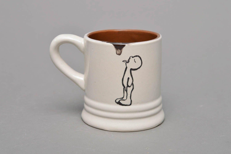 madeheart tasse en porcelaine faite main originale belle avec image marrante d corative. Black Bedroom Furniture Sets. Home Design Ideas