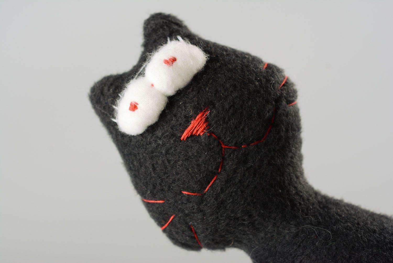 Designer toy with aroma Black Kitten photo 2