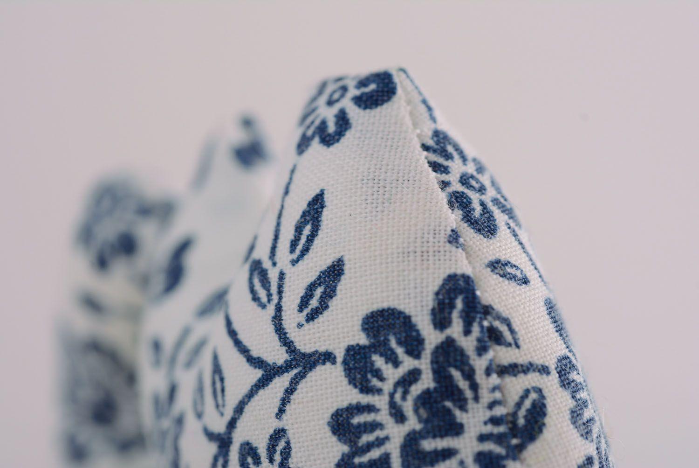 Textile toy Flowered Elephant photo 3