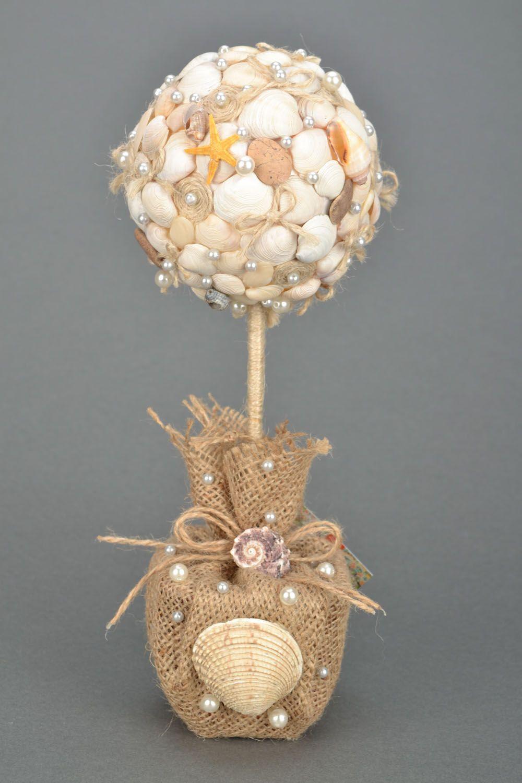 Tree of happiness with seashells photo 5