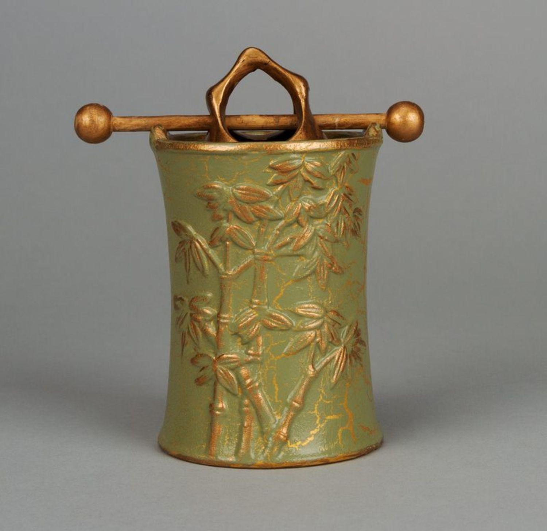 Ceramic aroma lamp photo 5