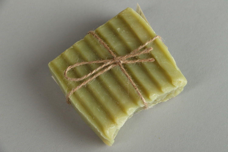 Soap contracting pores Cucumber photo 3