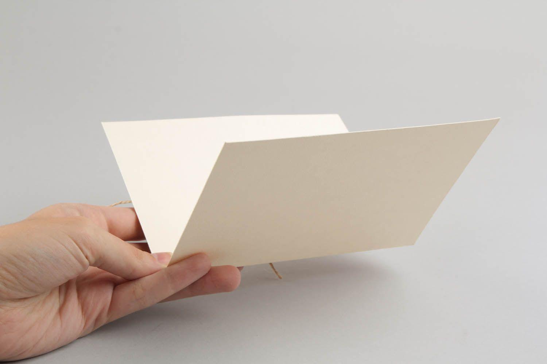 Scrapbooking post card photo 2