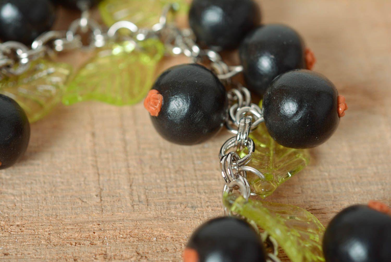 Chain bracelet handmade jewelry bead bracelet metal jewelry charm bracelet photo 3