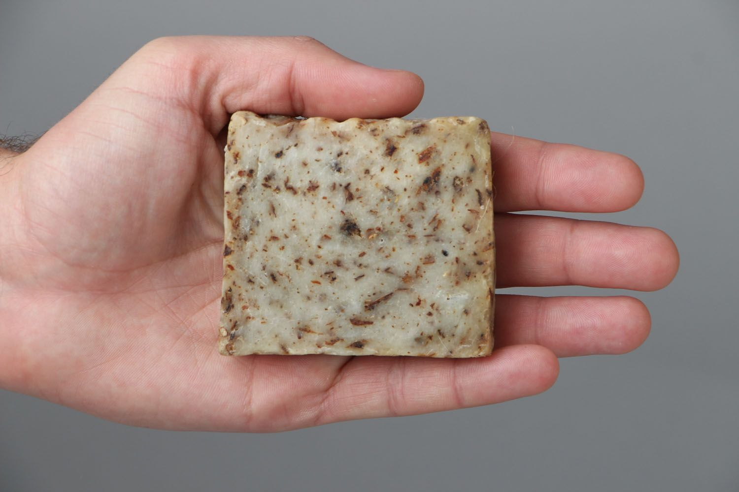 Herbal soap for problem skin photo 4