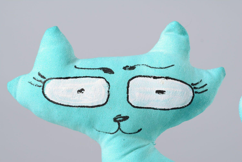 Textile toy Cat photo 2