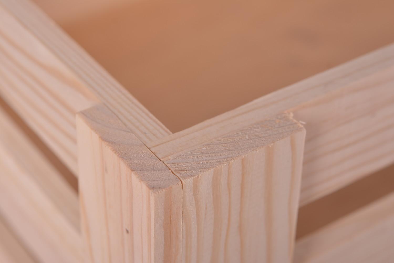 Handmade designer box interior box wooden box home organizer stylish box photo 2