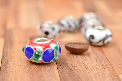 Handmade fittings unusual beads jewelry charms fittings for jewelry gift ideas - MADEheart.com