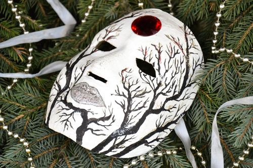 Carnival mask Spirit of Forest - MADEheart.com