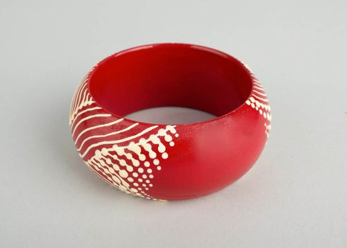 Bracelets for women wooden bracelet handcrafted jewelry designer accessories - MADEheart.com