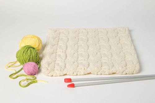Fashion pillowcase handmade cushion case designer knitted home accessory - MADEheart.com
