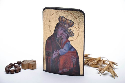 Travel icon Krekhov Mother of God - MADEheart.com