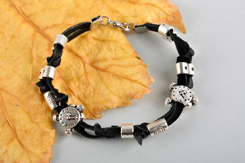 Unusual handmade beaded bracelet fashion accessories cool jewelry designs - MADEheart.com