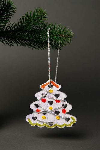 Handmade Christmas tree decor toy for Christmas tree decorative use only - MADEheart.com