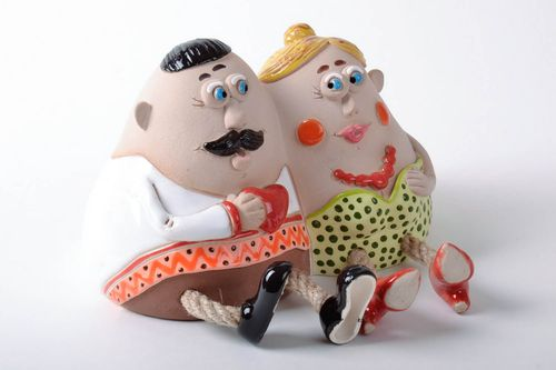 Moneybox Couple - MADEheart.com