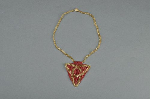 Necklace Keltic knot - MADEheart.com