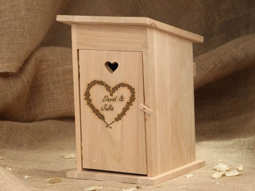 Personalised gift, сraft blank for decoupage - MADEheart.com