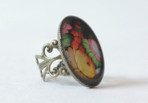 Vintage ring - MADEheart.com