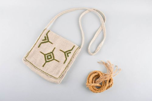 Handmade purse with embroidery ethnic purse stylish handbag elegant purse - MADEheart.com