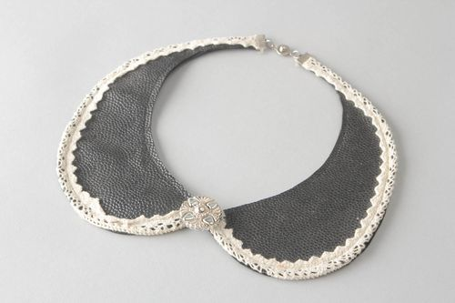 Small dress collar  - MADEheart.com