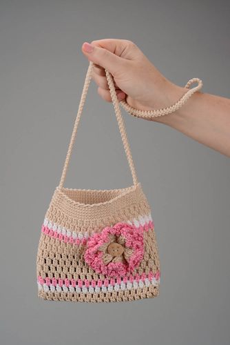 Purse for a little girl - MADEheart.com