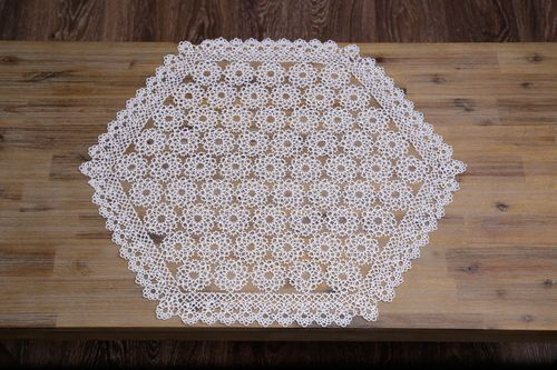 Table decoration runner for table home textiles home accessory kitchen textile - MADEheart.com