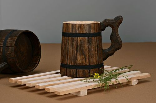 Decorative beer mug - MADEheart.com