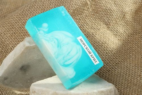 Soap Sea Breeze - MADEheart.com