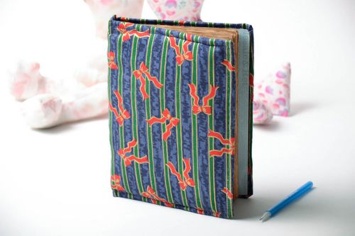 Christmas notebook - MADEheart.com