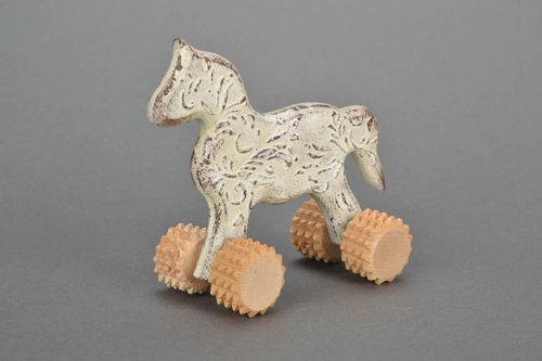 Massager in the shape of horse - MADEheart.com