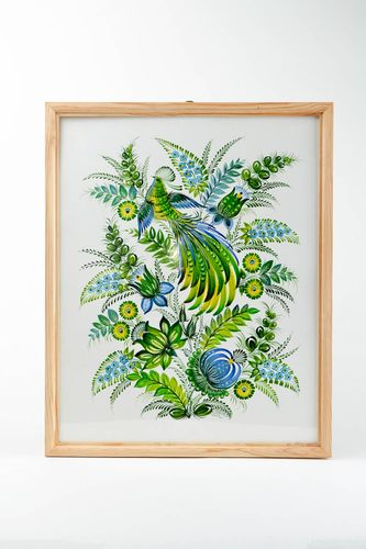 Handmade picture unusual picture for wall decor gift ideas decorative use only - MADEheart.com