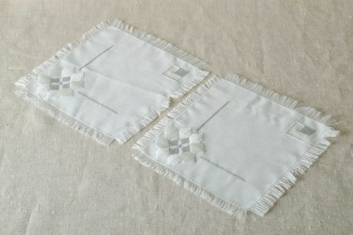 Handmade interior napkin fabric napkin home decor ideas table linen napkin - MADEheart.com