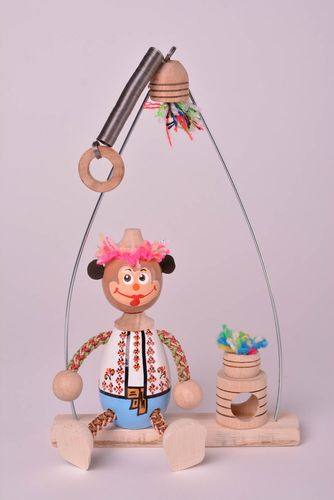 Beautiful handmade wooden toy childrens toys wood craft birthday gift ideas - MADEheart.com