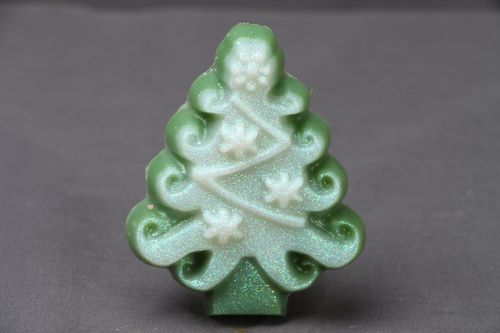 Handmade soap Fir Tree - MADEheart.com