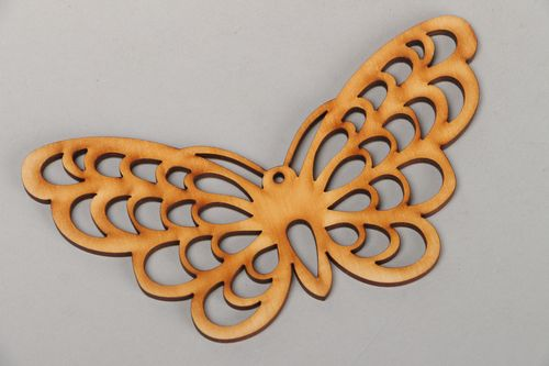 Plywood craft blank for decoupage Butterfly - MADEheart.com
