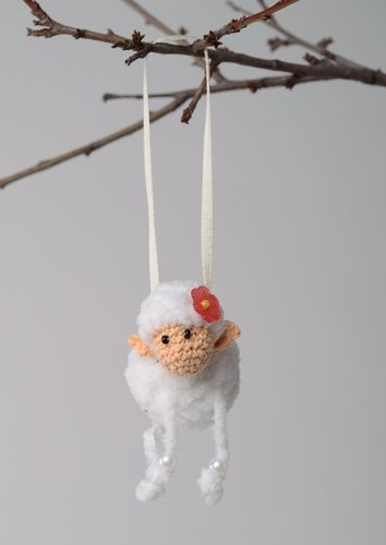 Soft pendant toy - MADEheart.com
