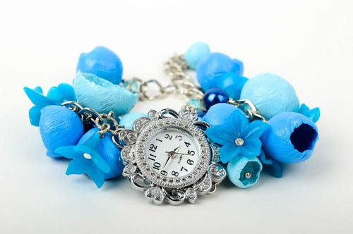 Homemade jewelry womens wrist watch designer accessories gifts for girls - MADEheart.com