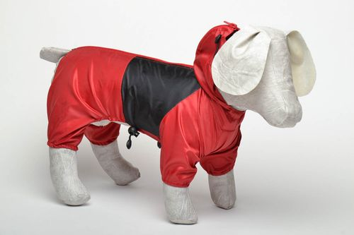 Rain coat for dog - MADEheart.com