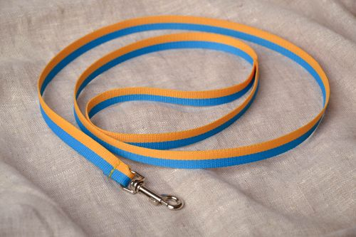 Homemade capron leash - MADEheart.com
