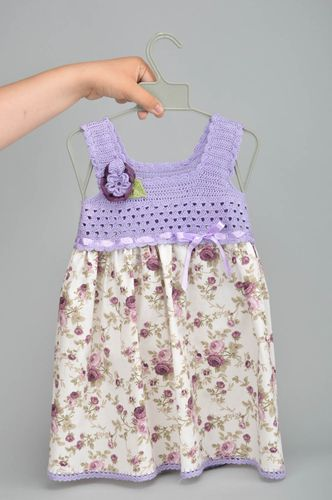 Beautiful handmade baby dress cute baby outfits fashion kids clothes for kids - MADEheart.com