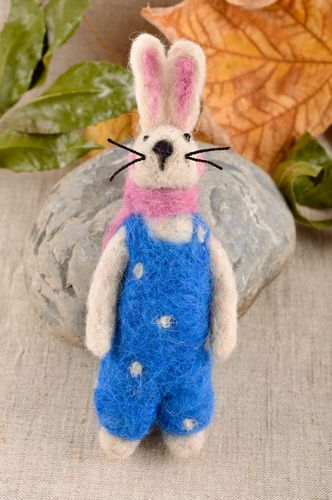 Woolen toys collectible toys for children felted toys interior dolls home decor - MADEheart.com