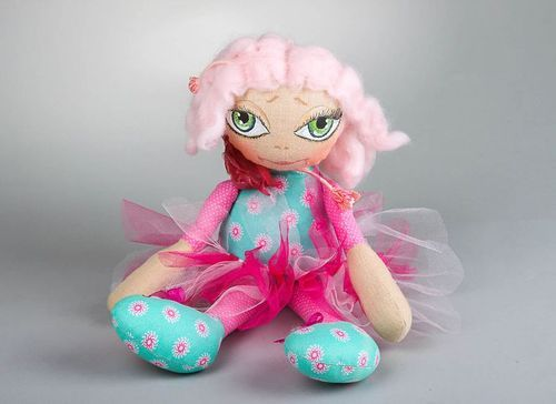 Doll Flower fairy - MADEheart.com